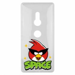 Чехол для Sony Xperia XZ2 Angry Birds Space - FatLine