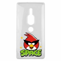Чехол для Sony Xperia XZ2 Premium Angry Birds Space - FatLine