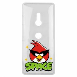 Чехол для Sony Xperia XZ3 Angry Birds Space - FatLine