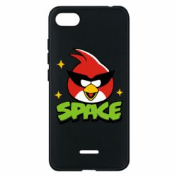 Чехол для Xiaomi Redmi 6A Angry Birds Space - FatLine