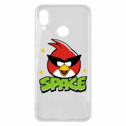 Чехол для Huawei P Smart Plus Angry Birds Space - FatLine
