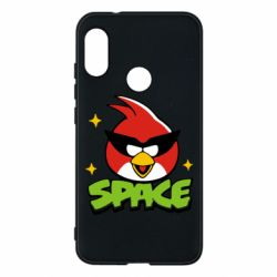 Чехол для Mi A2 Lite Angry Birds Space - FatLine