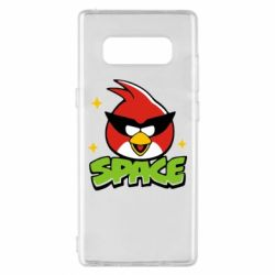 Чехол для Samsung Note 8 Angry Birds Space - FatLine