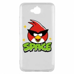 Чехол для Huawei Y6 Pro Angry Birds Space - FatLine