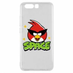 Чехол для Huawei P10 Angry Birds Space - FatLine