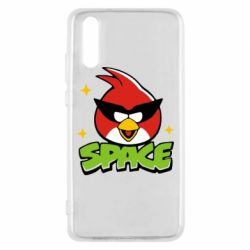 Чехол для Huawei P20 Angry Birds Space - FatLine