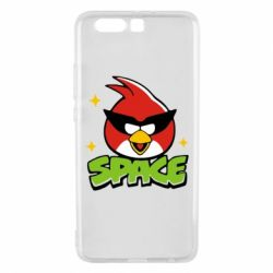 Чехол для Huawei P10 Plus Angry Birds Space - FatLine