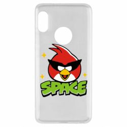 Чехол для Xiaomi Redmi Note 5 Angry Birds Space - FatLine