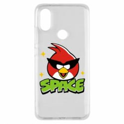 Чехол для Xiaomi Mi A2 Angry Birds Space - FatLine