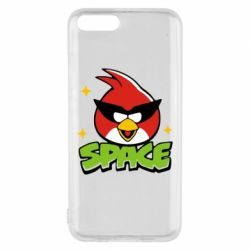 Чехол для Xiaomi Mi6 Angry Birds Space - FatLine