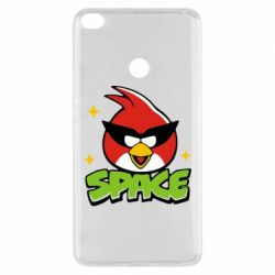 Чехол для Xiaomi Mi Max 2 Angry Birds Space - FatLine