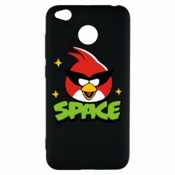 Чехол для Xiaomi Redmi 4x Angry Birds Space - FatLine