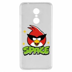 Чехол для Xiaomi Redmi 5 Angry Birds Space - FatLine