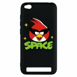 Чехол для Xiaomi Redmi 5a Angry Birds Space - FatLine