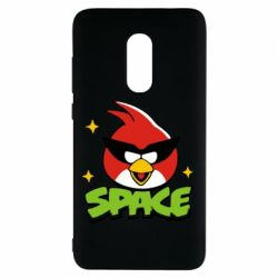 Чехол для Xiaomi Redmi Note 4 Angry Birds Space - FatLine