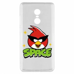 Чехол для Xiaomi Redmi Note 4x Angry Birds Space - FatLine