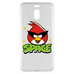 Чехол для Meizu M6 Note Angry Birds Space - FatLine