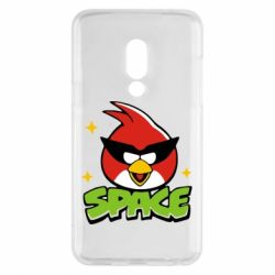 Чехол для Meizu 15 Angry Birds Space - FatLine