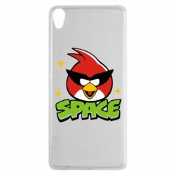 Чехол для Sony Xperia XA Angry Birds Space - FatLine