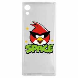 Чехол для Sony Xperia XA1 Angry Birds Space - FatLine