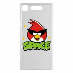 Чехол для Sony Xperia XZ1 Angry Birds Space - FatLine