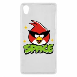 Чехол для Sony Xperia Z2 Angry Birds Space - FatLine