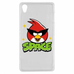 Чехол для Sony Xperia Z3 Angry Birds Space - FatLine