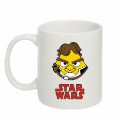 Кружка 320ml Angry Birds Star Wars 1