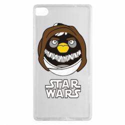 Чехол для Huawei P8 Angry Birds Star Wars 3 - FatLine