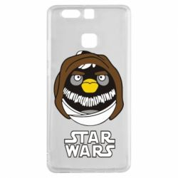 Чехол для Huawei P9 Angry Birds Star Wars 3 - FatLine