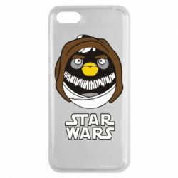 Чехол для Huawei Y5 2018 Angry Birds Star Wars 3 - FatLine
