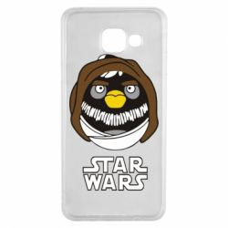 Чехол для Samsung A3 2016 Angry Birds Star Wars 3 - FatLine