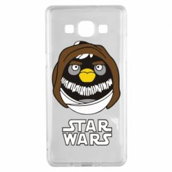 Чехол для Samsung A5 2015 Angry Birds Star Wars 3 - FatLine