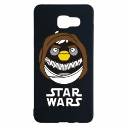 Чехол для Samsung A5 2016 Angry Birds Star Wars 3 - FatLine