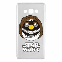 Чехол для Samsung A7 2015 Angry Birds Star Wars 3 - FatLine