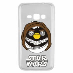 Чехол для Samsung J1 2016 Angry Birds Star Wars 3 - FatLine