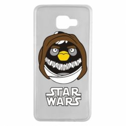 Чехол для Samsung A7 2016 Angry Birds Star Wars 3 - FatLine