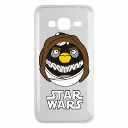 Чехол для Samsung J3 2016 Angry Birds Star Wars 3 - FatLine