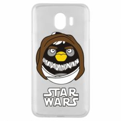 Чехол для Samsung J4 Angry Birds Star Wars 3 - FatLine