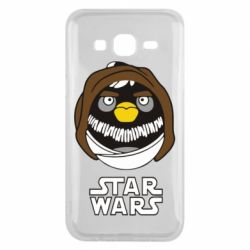 Чехол для Samsung J5 2015 Angry Birds Star Wars 3 - FatLine