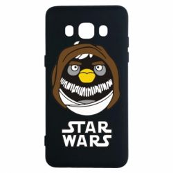 Чехол для Samsung J5 2016 Angry Birds Star Wars 3 - FatLine