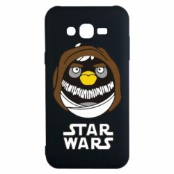 Чехол для Samsung J7 2015 Angry Birds Star Wars 3 - FatLine
