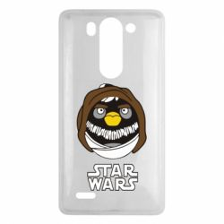 Чехол для LG G3 mini/G3s Angry Birds Star Wars 3 - FatLine