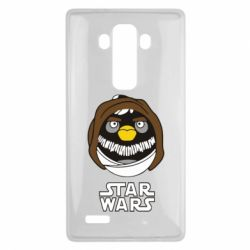 Чехол для LG G4 Angry Birds Star Wars 3 - FatLine