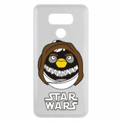 Чехол для LG G6 Angry Birds Star Wars 3 - FatLine