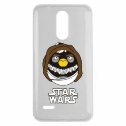 Чехол для LG K7 2017 Angry Birds Star Wars 3 - FatLine