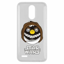 Чехол для LG K10 2017 Angry Birds Star Wars 3 - FatLine