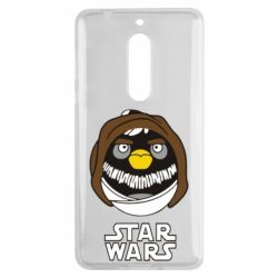 Чехол для Nokia 5 Angry Birds Star Wars 3 - FatLine