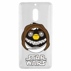 Чехол для Nokia 6 Angry Birds Star Wars 3 - FatLine