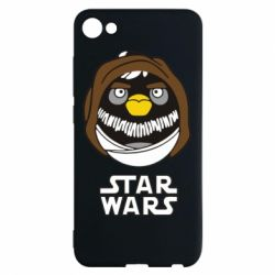 Чехол для Meizu U10 Angry Birds Star Wars 3 - FatLine